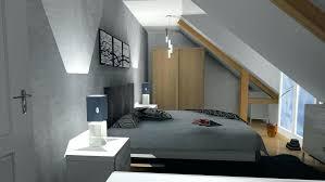 chambre sous combles couleurs affordable peinture chambre combles rennes u clic photo galerie