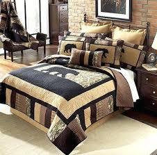 Rustic Comforter Sets Lodge Quilts Bedding U2013 Boltonphoenixtheatre Com