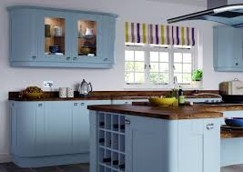 painted kitchen island kitchen traditional blue painted kitchen cabinet and