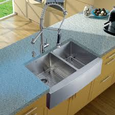 Standard Kitchen Design by Interior Design Modern Kitchen Design With Elegant Apron Sink And