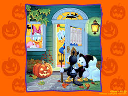 halloween kids background disney halloween wallpaper backgrounds wallpapersafari