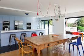 rustic kitchen tables kitchen farmhouse with black appliances
