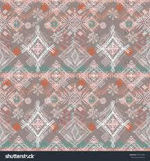 Tribal Print Wallpaper by Ethnic Seamless Pattern Tribal Art Print Stock Vector 336914858