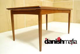mid century modern dining room sets baxton studio monte midcentury modern walnut wood 47inch round