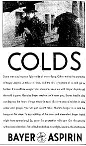 1932 colds you can either fight them all winter long or protect