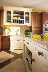 22 best two toned cabinets images on pinterest kitchen cabinets