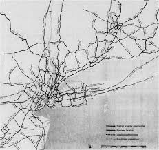 Road Map Of New York Fun Maps Old Road Maps Of Nyc 1928 To 1980 Untapped Cities