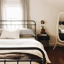 Black Wrought Iron Bed Frame Bedroom Wrought Iron Beds Black Bed Decorate A Bedroom Design