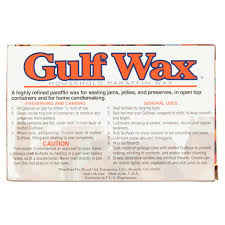 gulf wax household paraffin wax 16 oz walmart com