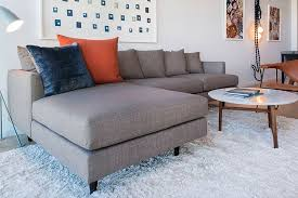Sofa Makers In Usa Custom Sized Modern Sofas Benchmade Modern