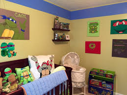 Ninja Turtle Bedroom Furniture by Baby Turtle Nursery Teenage Mutant Ninja Turtle Baby Nursery