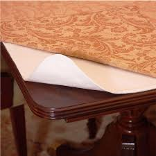 Table Protectors Selecting Protective Dining Room Table Pads