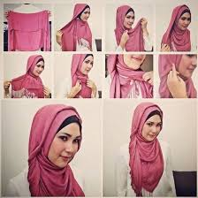 tutorial hijab turban ala april jasmine 82 best hijabi images on pinterest hijab styles hijab fashion and