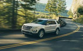 Ford Explorer Towing Capacity - 2018 ford explorer base v6 fwd price engine full technical