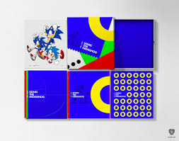 artwork sonic hedgehog 25th anniversary art book collector u0027s