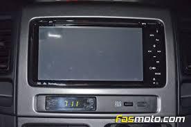 toyota car stereo toyota vios 1st kenwood ddx1035 car stereo installation