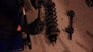 strut replacement mitsubishi lancer 2002 rear strut youtube