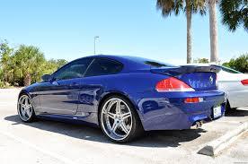 bmw m6 blue car picker blue bmw m6