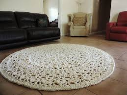 Rugs For A Nursery 74 Best Crochet Rugs Images On Pinterest Crochet Doily Rug