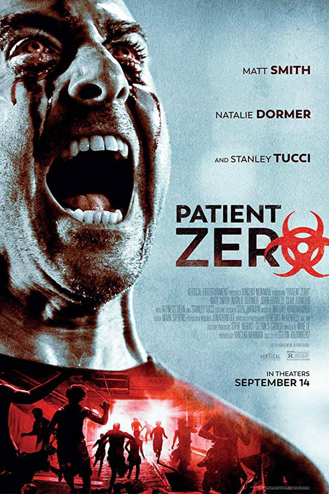 Patient Zero 2018 Full Movie Download Web-dl 720p 700MB