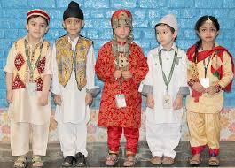 traditional dress day celebrations delhi school dps srinagar