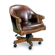 Swivel Club Chair Leather Poker Chairs W Swivel Base U0026 Custom Leather Ivey Collection