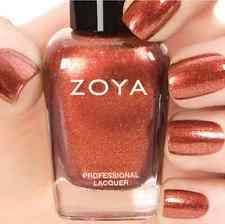 zoya orange nail polish ebay