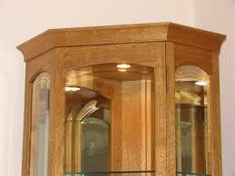 curio cabinet unique curio cabinet woodworking plans photos