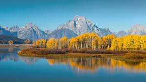 grand teton national park grand teton national park in autumn in wyoming usa windows 10