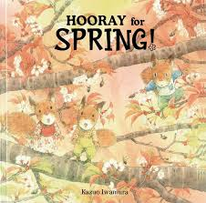 hooray for spring kazuo iwamura 9780735822283 amazon com books