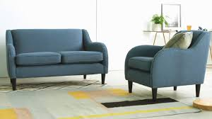 Sofa King Advert by Helena 3 Seater Sofa Textured Weave Teal Made Com