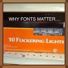 Meme Font Type - 11 best font matters images on pinterest fonts script fonts and