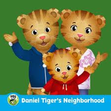 daniel tiger plush toys daniel tiger u0027s neighborhood u2013 leah gotcsik