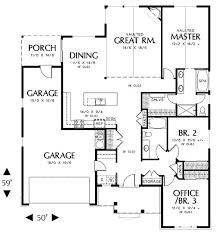 1800 square foot bungalow floor plans nice home zone