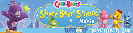 kidtoons care bears share bear shines giveaway closed