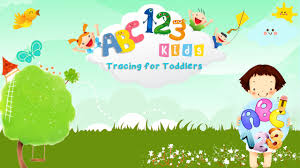 abc 123 tracing for toddlers learn alphabet letters and numbers