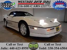 1987 greenwood corvette chevrolet corvette greenwood 95 white chevrolet corvette used