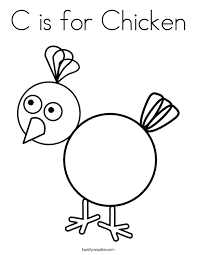 twisty noodle coloring pages c is for chicken coloring page twisty noodle