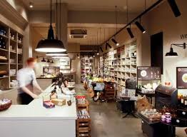 Commercial Kitchen Lighting Porcelain Warehouse Shades For Unusual German Market Blog