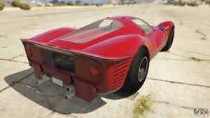 ferrari j50 rear ferrari 330 p4 1967 for gta 5
