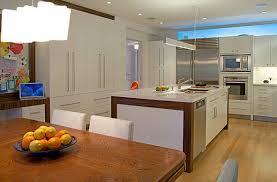 modern vintage kitchen design with neon lighting dweef com
