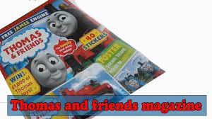 thomas friends magazine james engine