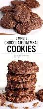 best 25 chocolate oatmeal cookies ideas on pinterest oatmeal