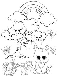 free beanie boo coloring pages download u0026 print cats dogs and