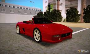ferrari j50 interior ferrari for gta san andreas