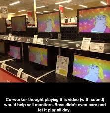 Heyyeyaaeyaaaeyaeyaa Know Your Meme - selling monitors he man sings heyyeyaaeyaaaeyaeyaa know your