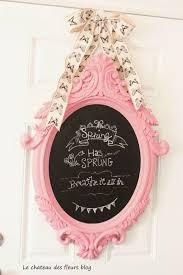 isabelle s cabinet coupon code isabelle thornton le chateau des fleurs spring wreath chalkboard