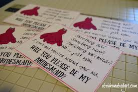 bridesmaid invitations template diy bridesmaids cards plus a free printable for flat and folded