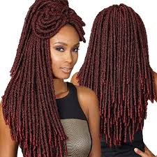 best synthetic hair for crochet braids amazon com bobbi boss synthetic hair crochet braids faux locs