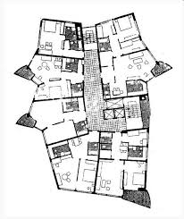 Apartment Building Floor Plans by